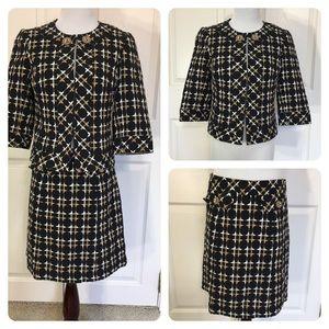 Trina Turk skirt suit set